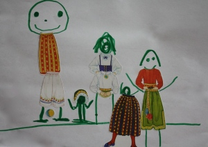 Family Portrait by Henry
